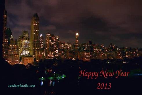 New Year 2013 Wallpaper