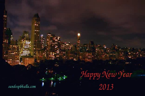 New Year 2013 Wallpaper