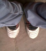 Prostate-feet