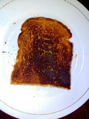 Burnt Toast