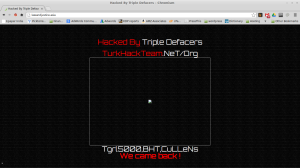 Hacked  by Triple Defacer