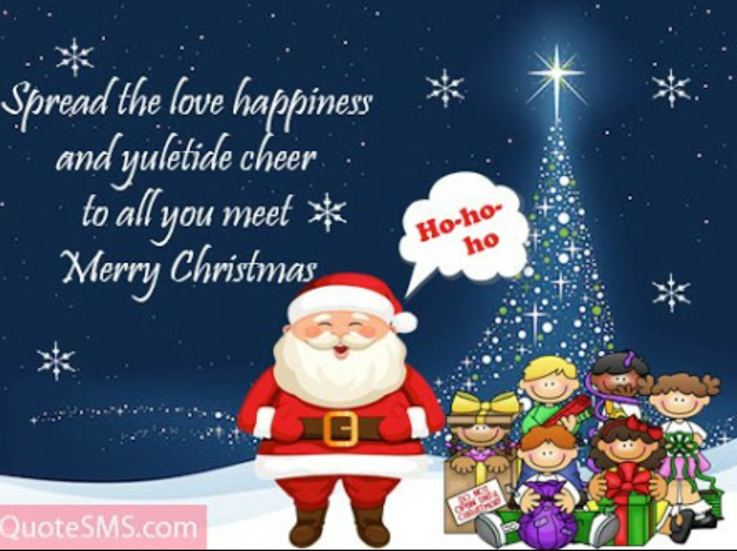 Merry Christmas to all | Sandeep Bhalla\'s Blog